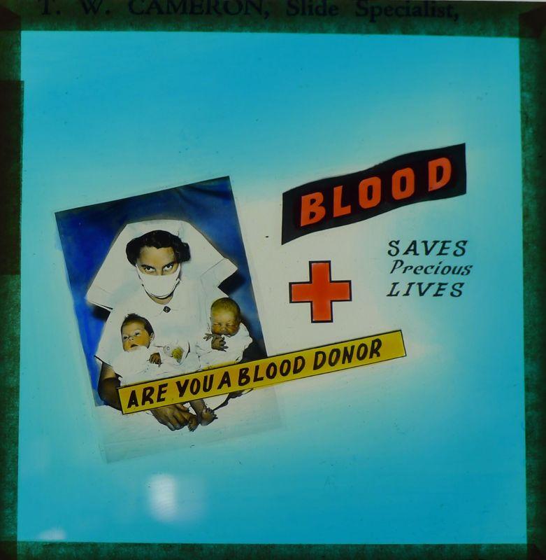 """Blood saves precious lives """