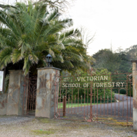 1. Main gates.