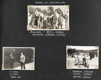 VSF students at Powelltown in 1938