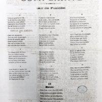 Complainte (crime de Sotteville)