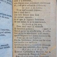 The Execution of Cartouche