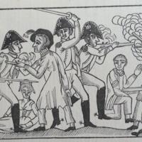Complainte sur l'exécution de Claude-Etienne Colin, Jean Marigault et Jean Buret dit Gaffault