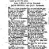 Zententie of droevig Beklag, van een Misdadiger; dewelke op zaturdag, zynde den 6 Augustus 1718 zal sterven, met Namen JACOB MULLER