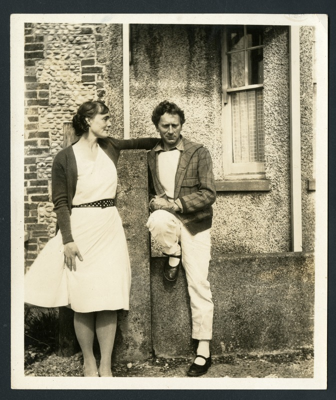Ella and Percy Grainger, early 1930s