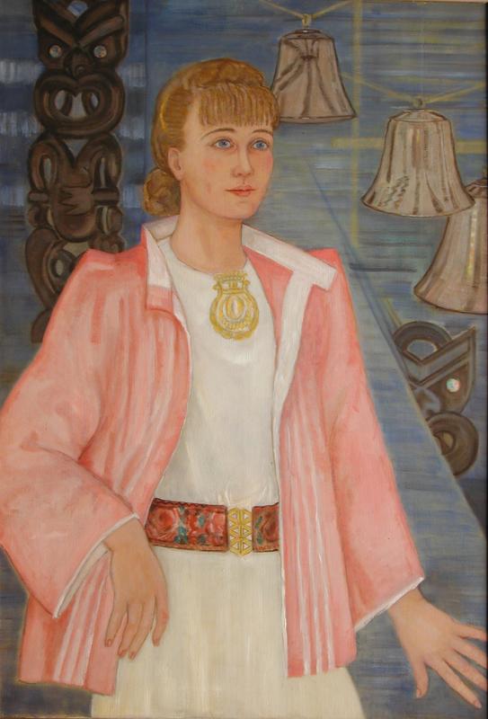 Ella Grainger, Self-Portrait