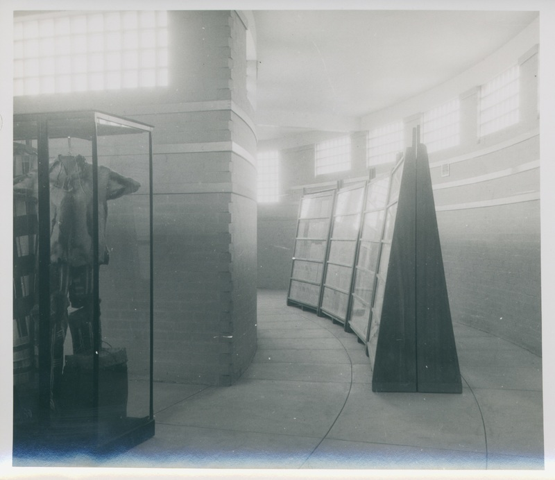 Grainger Museum Interior curved cabinets and costume.jpg