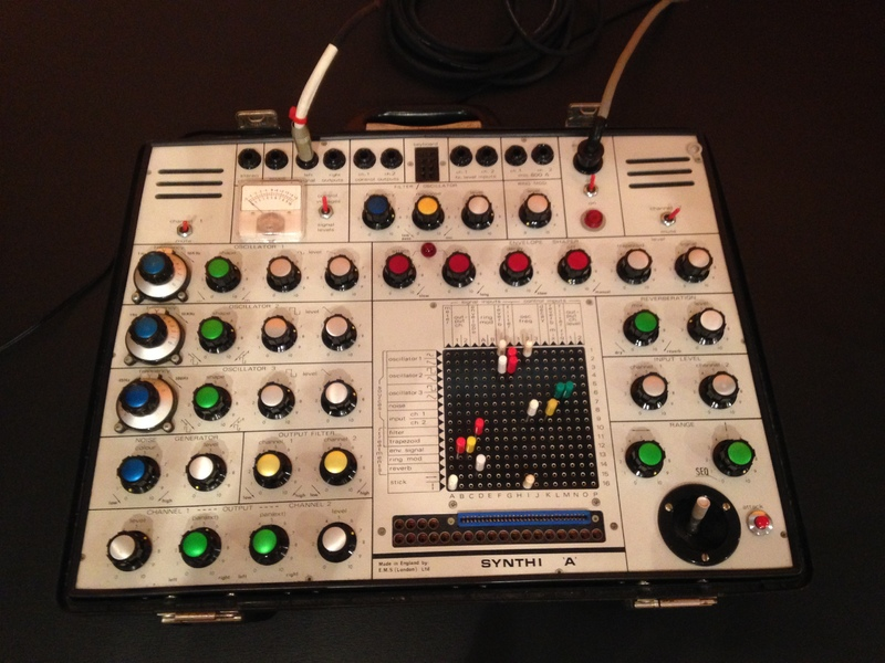 Synthi A MESS collection.JPG