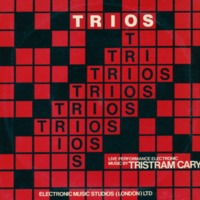 Tristram Cary, Trios for Synthi VCS3, synthesizer and turntables