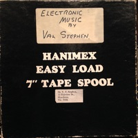 Tape of electronic music by Val Stephen