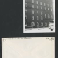 Cnr. William St. + Bourke St.