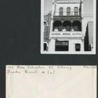 Rusden Birrell + Co, 120Johnston St. Fitzroy