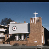 Church East Melbourne 1958