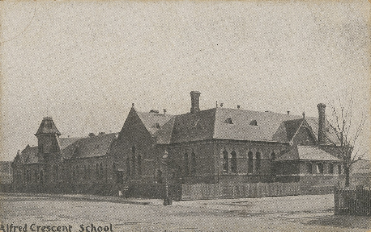 Alfred Crescent Primary School, Fitzroy