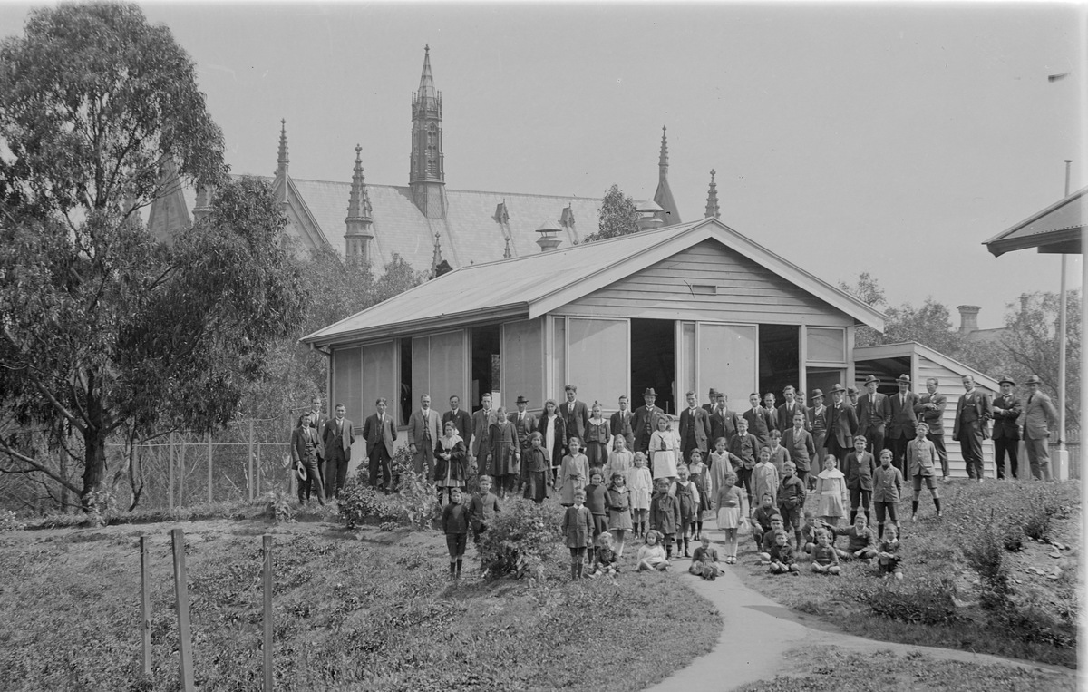 Training School, Teachers College, University of Melbourne