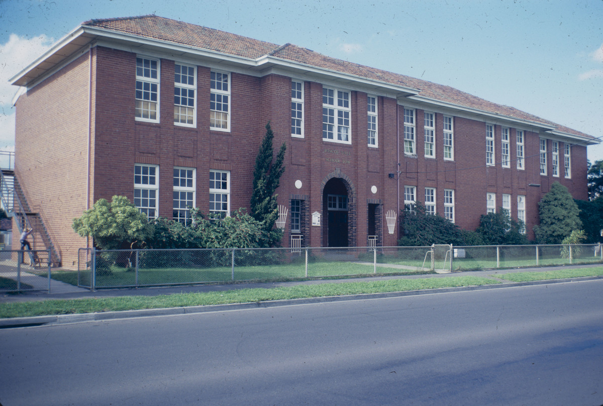 Pascoe Vale Primary School, 1929 Building